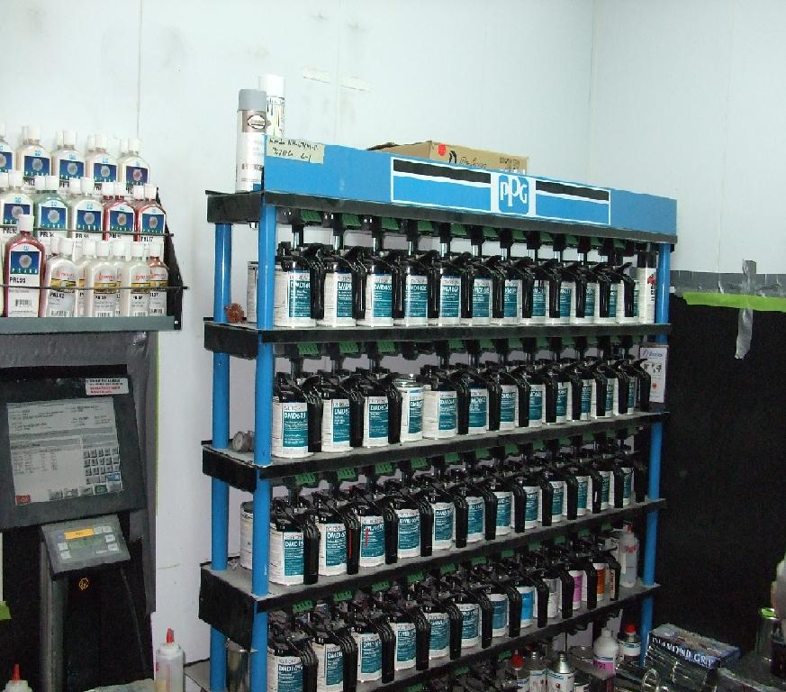 Used Paint Mixing System For Sale